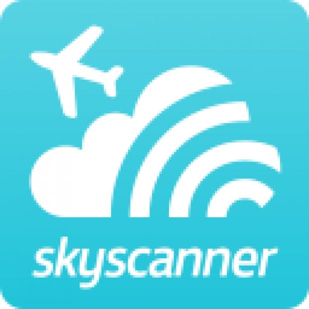 8. Skyscanner - Tüm uçuşlar